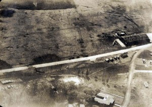 Aerial photo of Luke Field taken in 1919