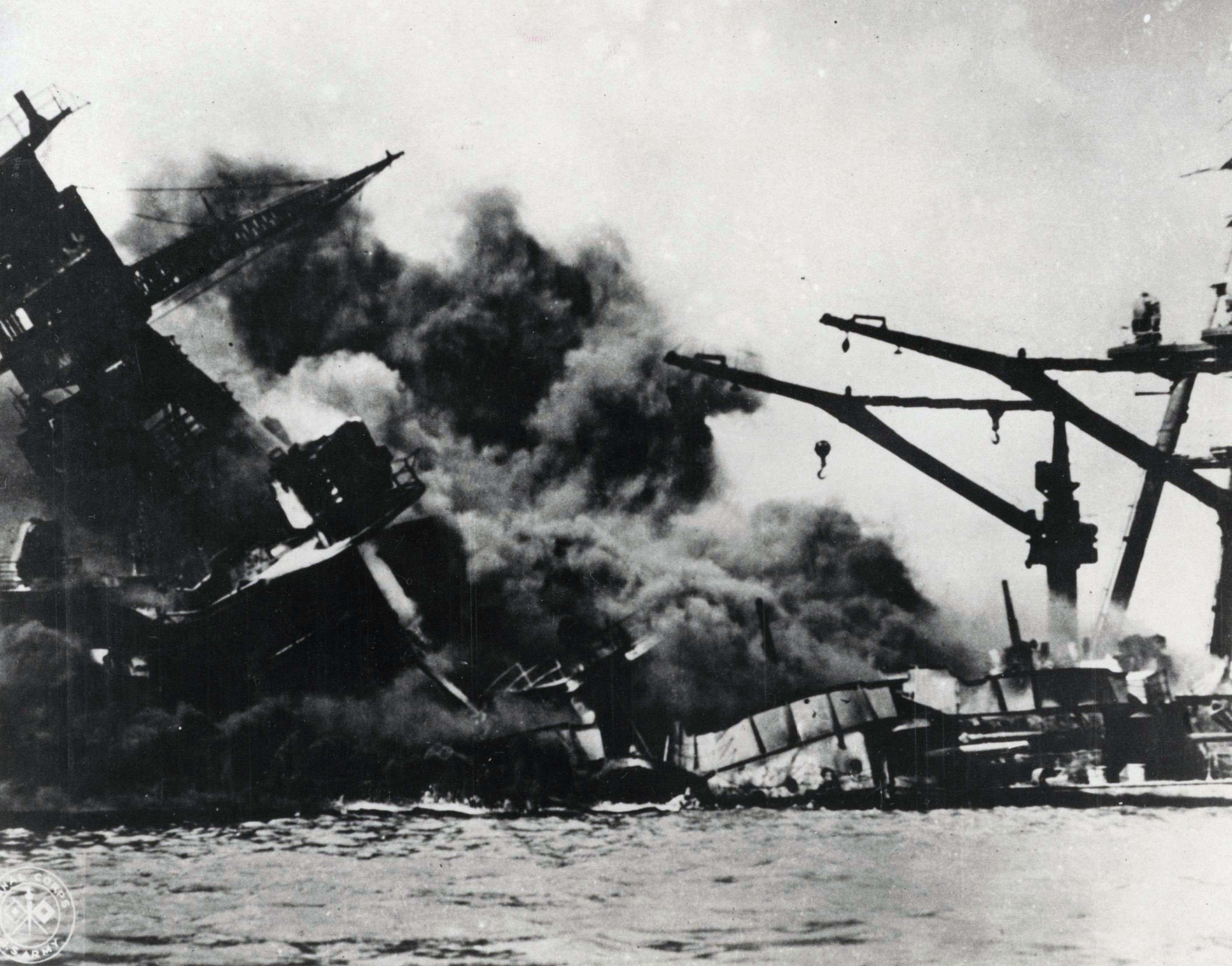 an introduction to the history of the bombing of pearl harbor The pearl harbor attack, 7 december 1941 seabee history seabee history - introduction an administrative history pearl harbor navy medical activities.