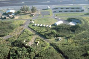 Photo of Dillingham Airfield taken in 1983