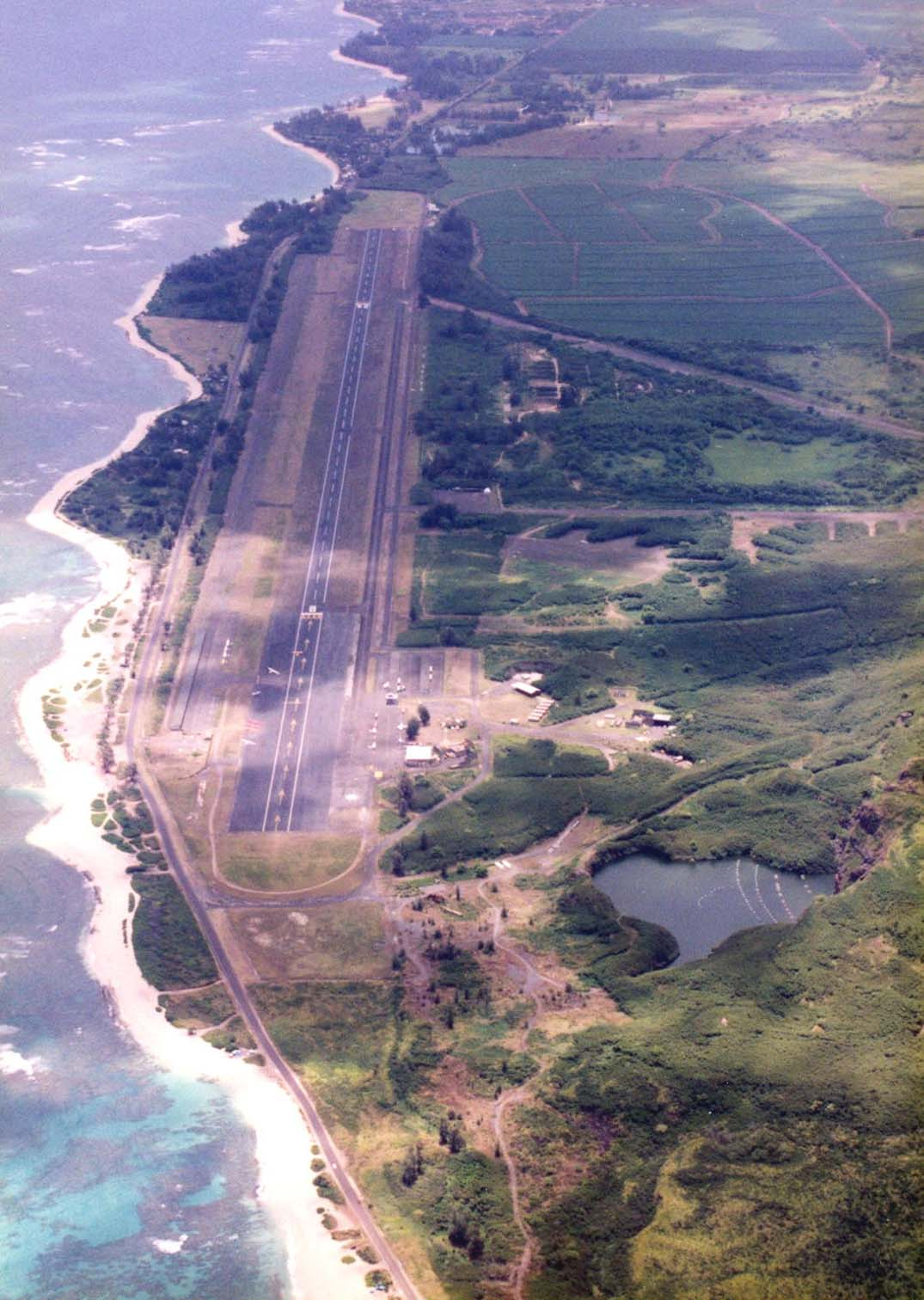 Hawaii Aviation | Dillingham Field