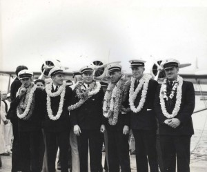 Photo of Pan Am pilots