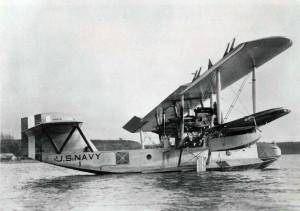 U.S. Navy Sea Plane