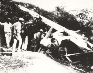 Smith & Bronte plane crash
