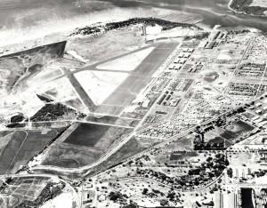 Hickam Field, 1940.
