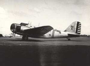 B-18 stationed at Hickam Field, c1938-1940.