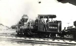 Kahului, Maui Railroad 1911