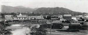 OR&L Station, Alakea Street, Honolulu.