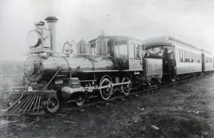 OR&L Steam Locomotive Leahi