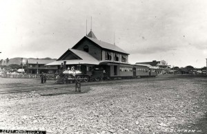 Oahu Railway Depot