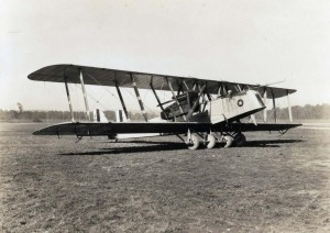 Martin GMB MB-1, 1918, Luke Field.