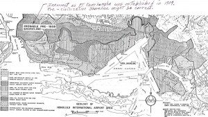 Geology of Honolulu International Airport area.