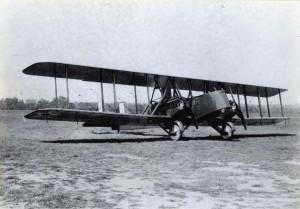 Martin MB-2 in Hawaii, c1920.