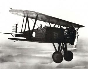 Boeing P-12, 1920s Hawaii.