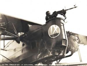 Boeing Keystone Y1B in Hawaii, 1920s.