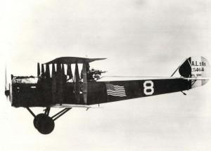 Salmson 2 A.2 HS-2L aircraft in Hawaii, 1920s.