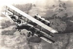 Witteman-Lewis XNBL-1 Barling Bomber, Hawaii, 1923.