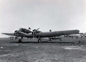 Boeing Y1B-9A, Hawaii, 1924.