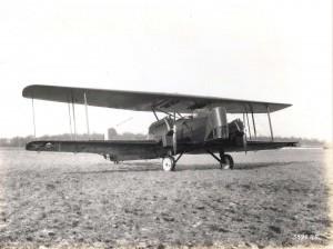Huff-Daland SLB-5 Pirate, 1927.