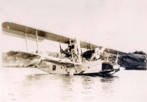 The PN-9 voyage across the Pacific was two years before Charles Lindbergh's solo crossing of the Atlantic Ocean.