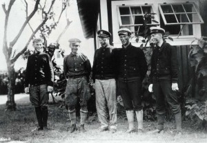 Commander John Rodgers and his crew arrived on Kauai, September 10, 1925, 10 days after departing San Francisco, tired, hungry and thirsty, and excited about the Navy's accomplishment.
