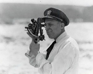 Commander John Rodgers was Naval Aviator No. 2. From 1922-1925 Rodgers was commander of the Ford Island Naval Air Station in Hawaii, commissioning the facility on January 17, 1923.