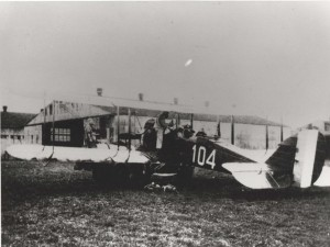 DH-4M at Luke Field c1925-1926 probably assigned to 4th Observation Squadron.