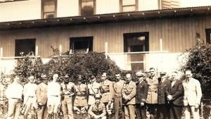 Territorial Aeronautics Commission, February 1928 during visit to Kauai.