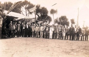Aviation prison camp, October 10 1927, Hilo.