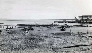 Coral supply for Hilo Airport, 1927.