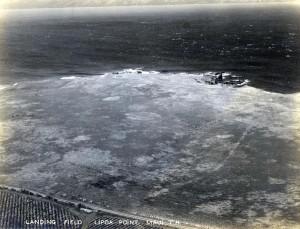 Lipoa Point Landing Field, Maui, 1929.