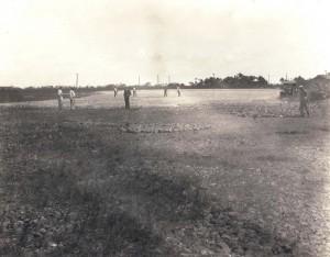 Hilo Field, Hawaii, August 1927.
