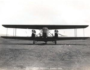 Army Keystone Bomber LB5A, Schofield Barracks, August 1928.