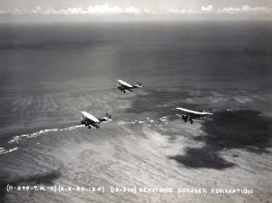 U.S. Army Air Corps Keystone Bomber August 1929