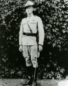 Lt. William T. Agee led 20 enlisted men of the 4th Observation Squadron from Ford Island to Schofield Barracks on January 26, 1922. They cleared land on the south side of the base for construction of buildings to be used by the Air Services Organization. A permanent flying field was constructed at this site which was named Wheeler Field on November 11, 1922.