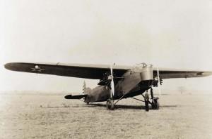 1930 Fokker XB-8