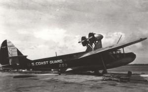 1930s Coast Guard PJ-1