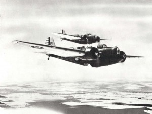 1930s Martin B-10, B-12, B-14