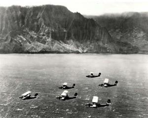 1930s Navy Bombers