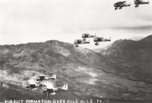 1932 P-12C Pursuit Squadron