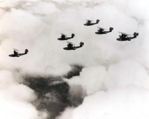 1933 Navy PK-1 Bombers