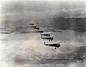 Keystone Bombers B-6A 2-26-1932