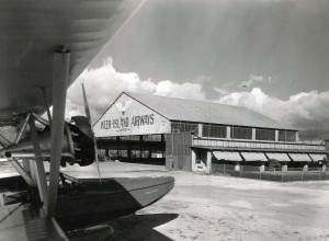 Inter-Island Airways, John Rodgers Airport, October 20, 1934.