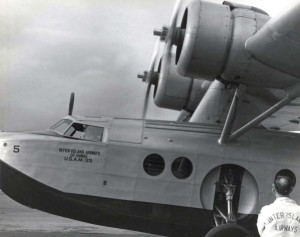 Inter-Island Airways, c1936-39 at John Rodgers Airport.