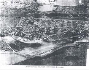John Rodgers Airport, 1939.