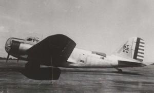 B-18 stationed at Luke Field, 1938-1939.