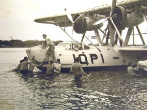 Mass Navy Flight 1934