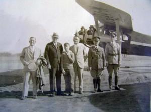 Hawaii Aeronautics Commission trip to Molokai.