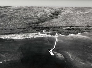 Molokai before the airport was built in the 1930s.