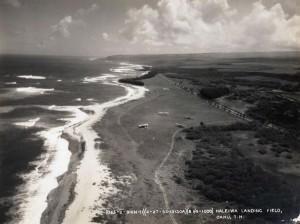Haleiwa Field, Oahu, April 27, 1933.
