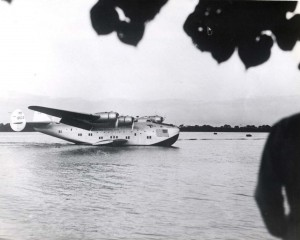 Pan American California Clipper, 1939.